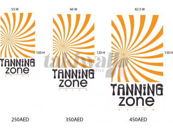 TANNING ZONE
