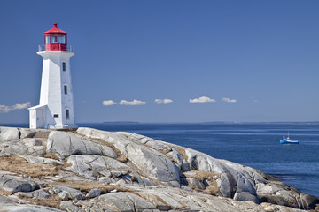 Cove lighthouse