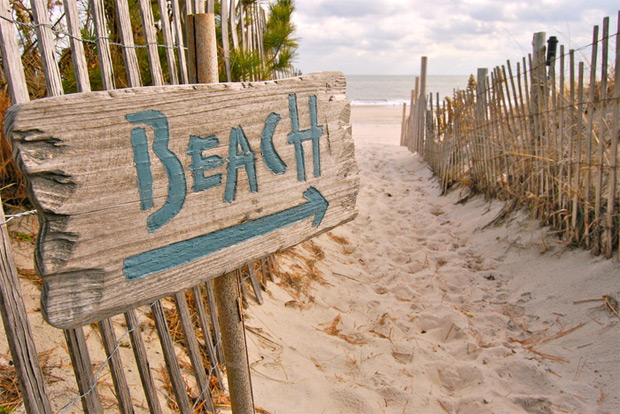Beach Direction