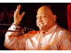 The late Pakistani classical legend Nusrat Fateh Ali Khan performs
