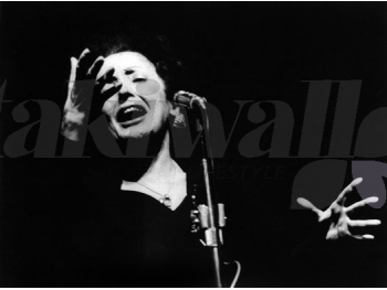 Week in art Edith Piaf Em
