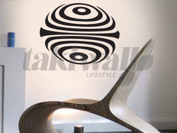 dubai wall decal sticker swirl design to buy sho