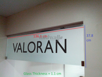 reception Glass Panel logo