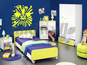 Dubai sticker kids wall decal shop for Home by johker design