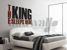 The King Sleep