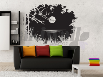 dubai wall decal sticker